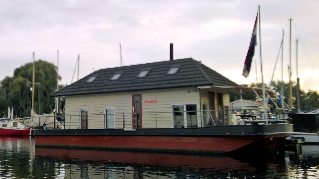 Wasservilla Arcadia